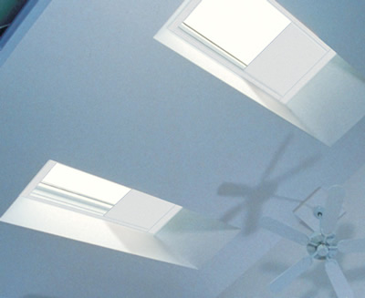 Dallas Skylight Shades
