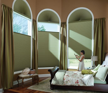 Dallas light control window shades