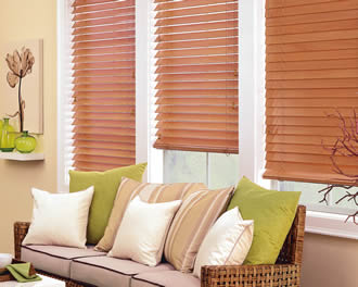 Dallas Texas Real Wood Blinds